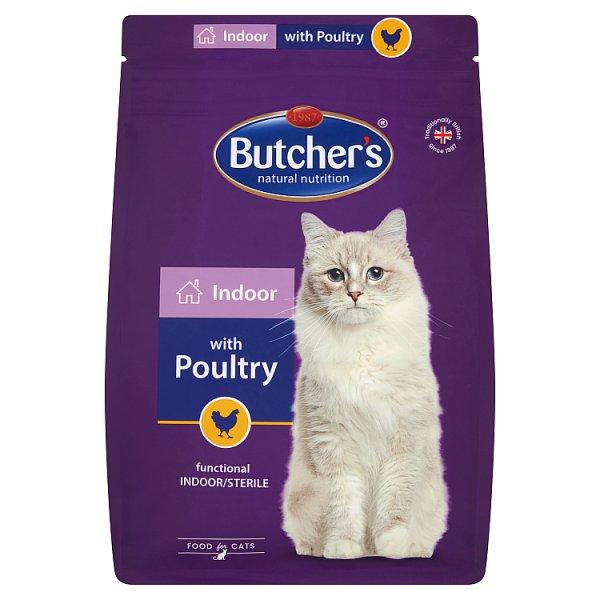Butcher's Karma dla dorosłych kotów z drobiem 800 g