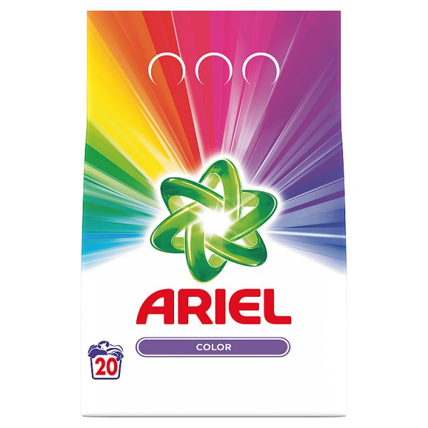 Ariel Color Proszek do prania 1,5kg, 20prań