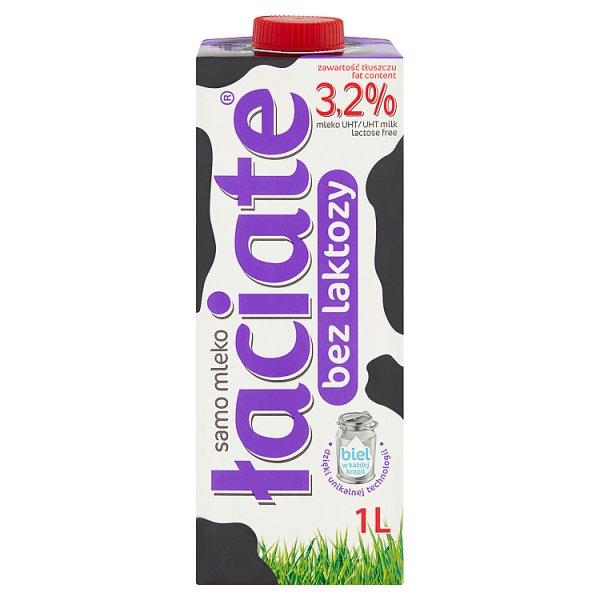 Łaciate Mleko UHT bez laktozy 3,2% 1 l