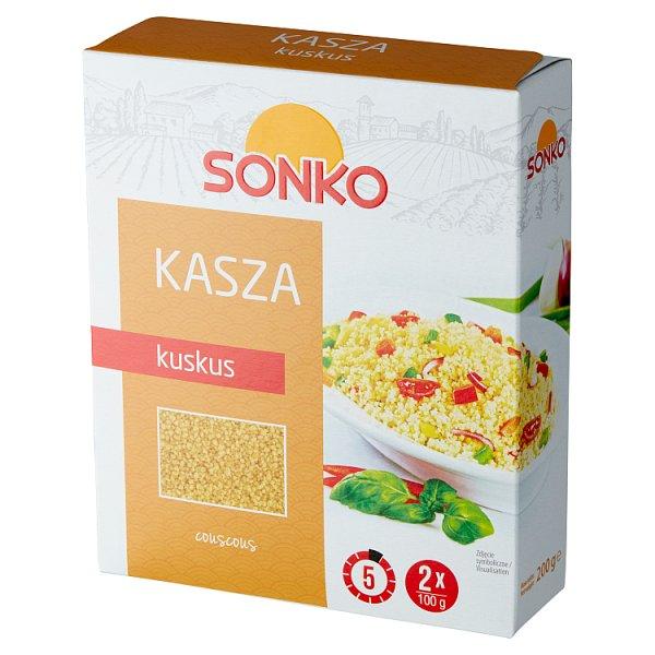 Sonko Kasza kuskus 200 g (2 x 100 g)