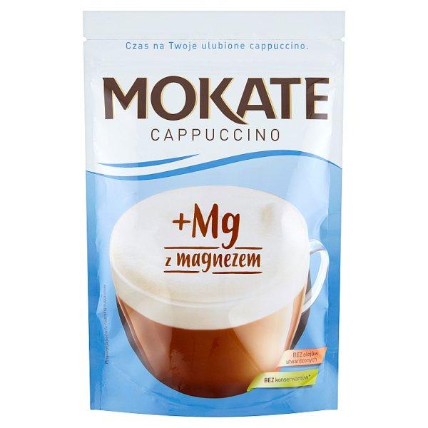 Mokate Cappuccino z magnezem 110 g