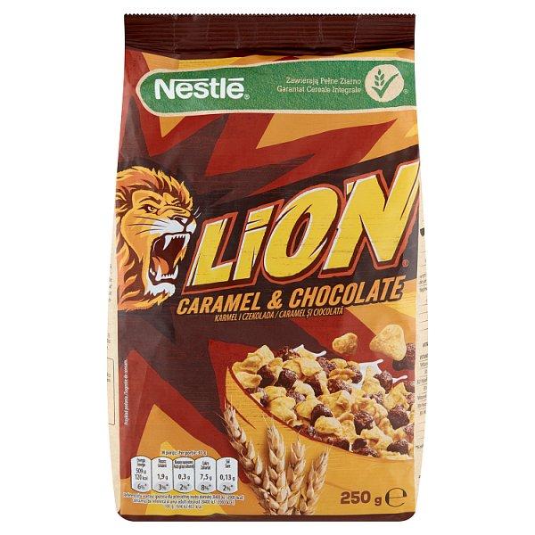 Nestlé Lion Płatki śniadaniowe 250 g
