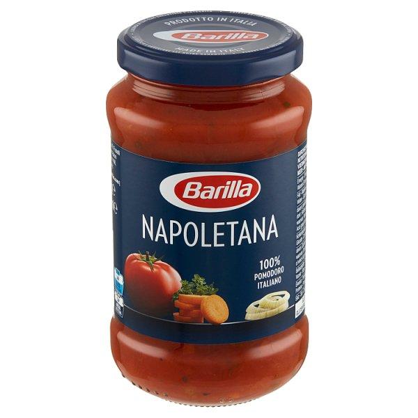 Barilla Napoletana Sos do makaronu pomidorowy z cebulą i ziołami 400 g