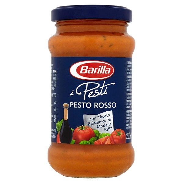 Barilla Pesto Rosso Sos do makaronu z pomidorami 200 g