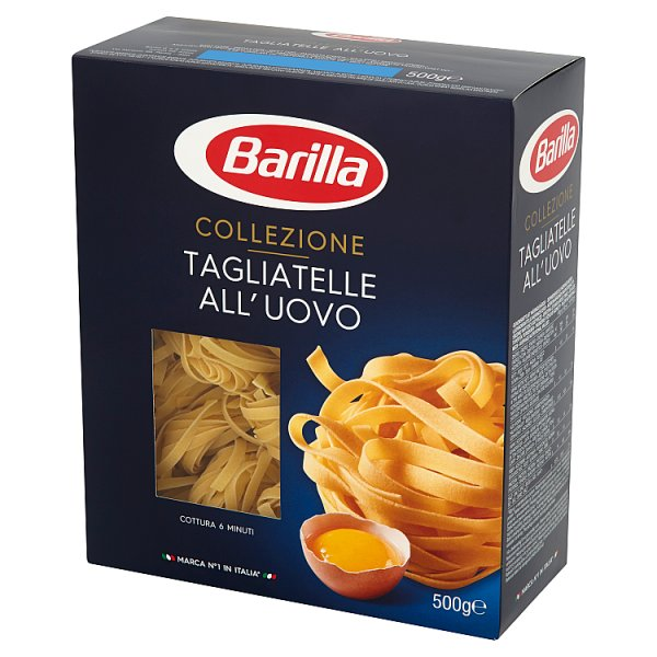 Barilla Collezione Makaron Tagliatelle All'Uovo 500 g