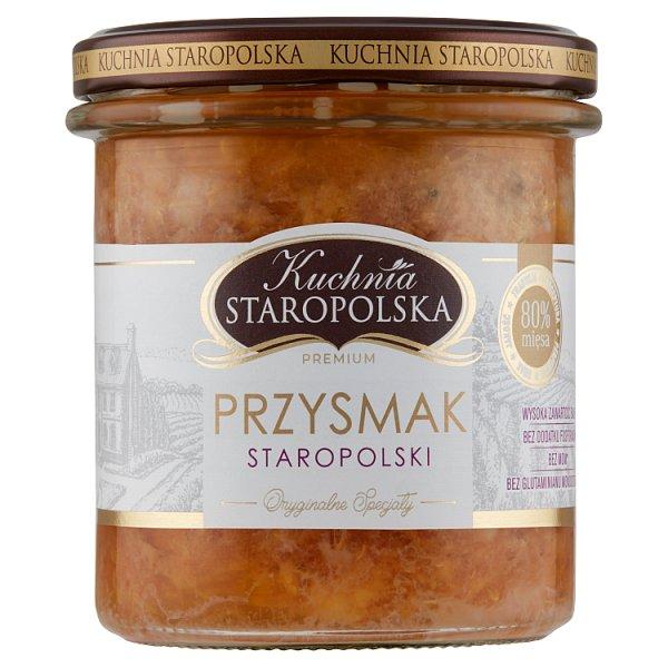 Kuchnia Staropolska Premium Przysmak staropolski 300 g