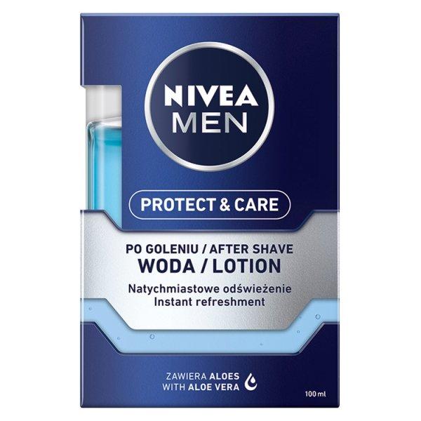 NIVEA MEN Protect & Care Woda po goleniu 100 ml
