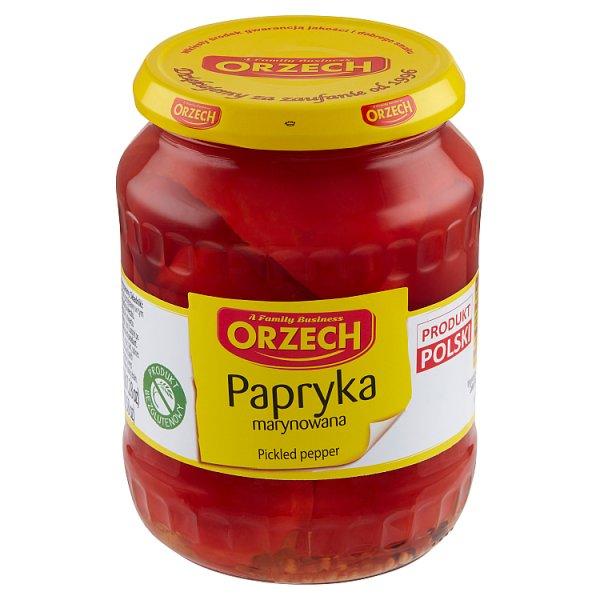 Orzech Papryka marynowana 660 g