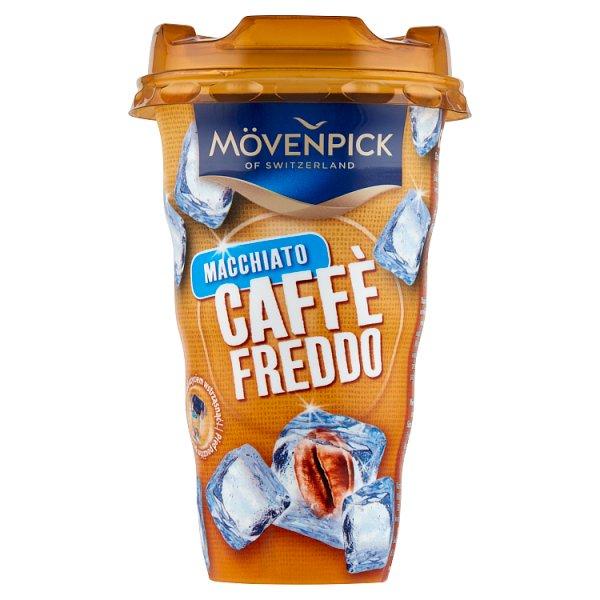 Mövenpick Caffè Freddo Macchiato Napój na bazie kawy z mlekiem 190 ml