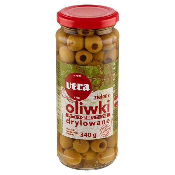 Vera Oliwki zielone drylowane 340 g