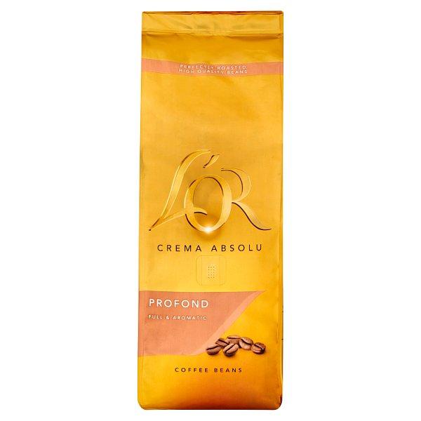 L'OR Crema Absolu Profond Kawa ziarnista 500 g