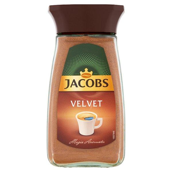 Jacobs Velvet Kawa rozpuszczalna 100 g