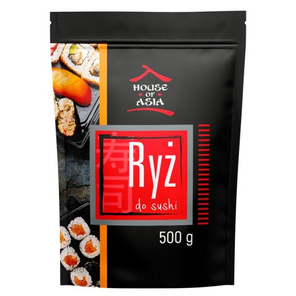 House of Asia Ryż do sushi 500 g