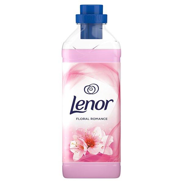 Lenor Floral Romance Płyn do płukania tkanin 930ml, 31prań