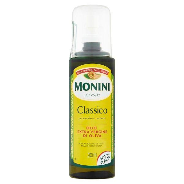 Monini Classico Oliwa z oliwek najwyższej jakości z pierwszego tłoczenia 200 ml