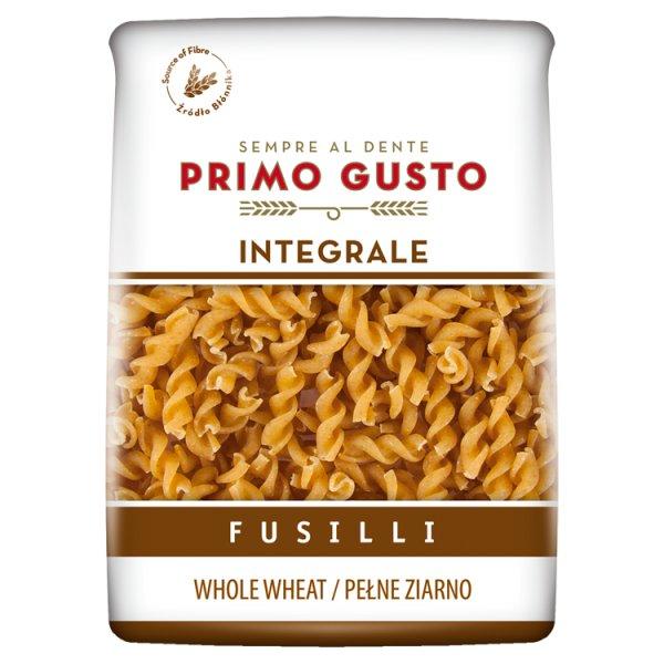 Primo Gusto Integrale Makaron pełnoziarnisty świderki 500 g