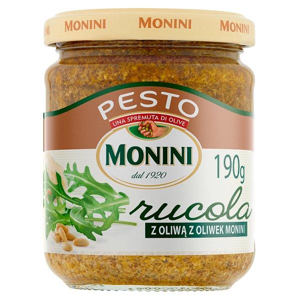 Monini Sos Pesto z rukolą 190 g
