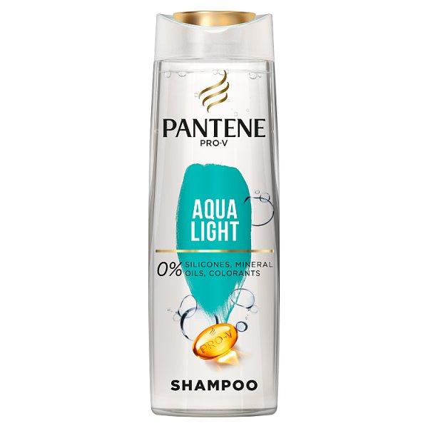 Pantene Pro-V Aqua Light Szampon dowłosów przetłuszczających się, 400ml