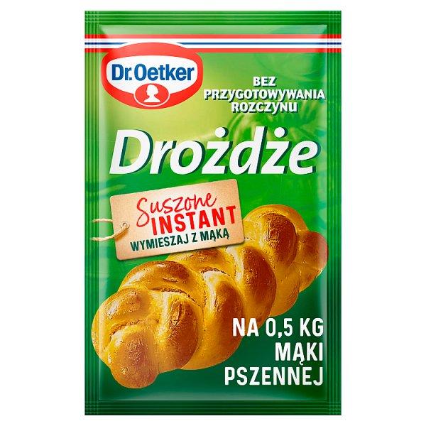 Dr. Oetker Drożdże suszone 7 g