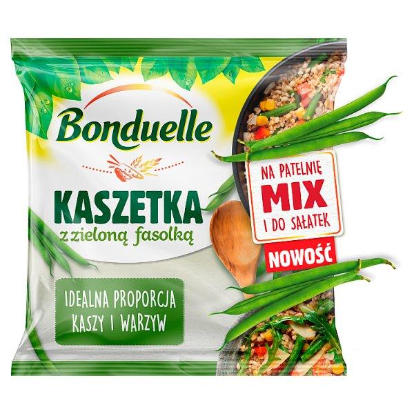 Bonduelle Kaszetka z zieloną fasolką 400 g