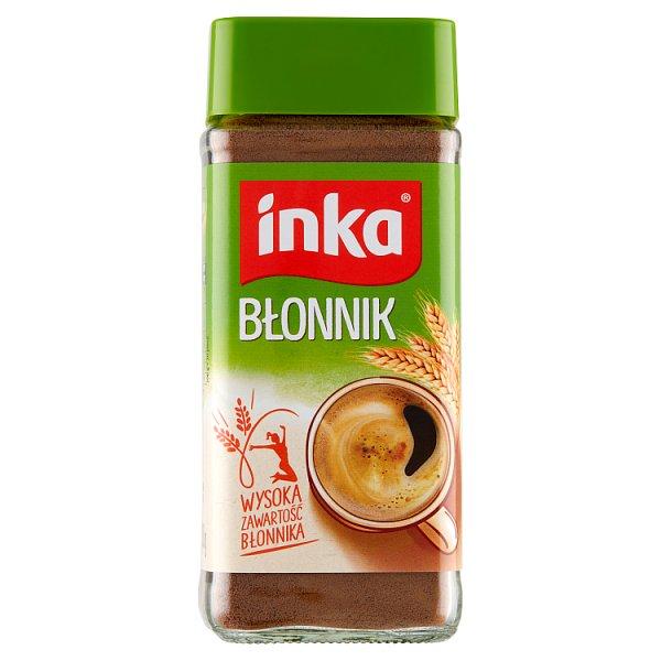 Inka Rozpuszczalna kawa zbożowa wzbogacona w błonnik 100 g