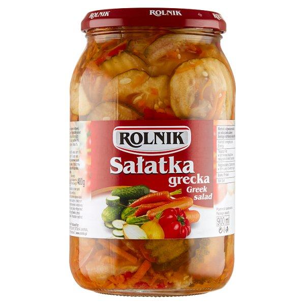 Rolnik Sałatka grecka 850 g