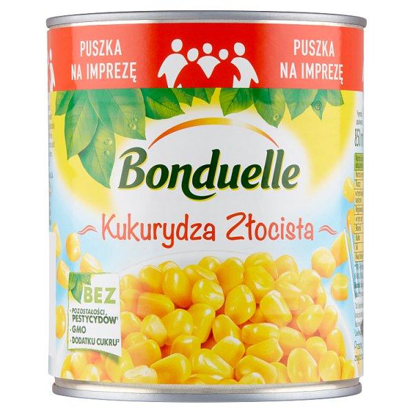 Bonduelle Kukurydza Złocista 670 g