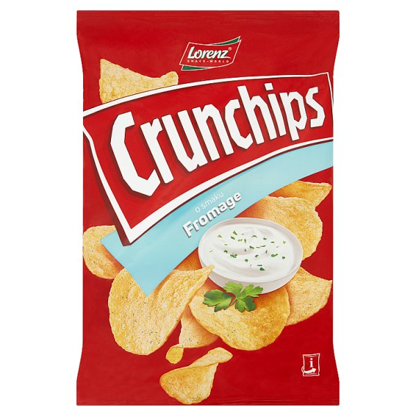 Chipsy crunchips fromage