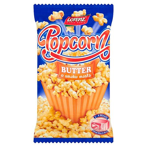 Lorenz Popcorn o smaku masła 90 g