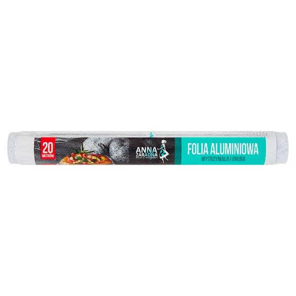 Anna Zaradna Folia aluminiowa 20 m