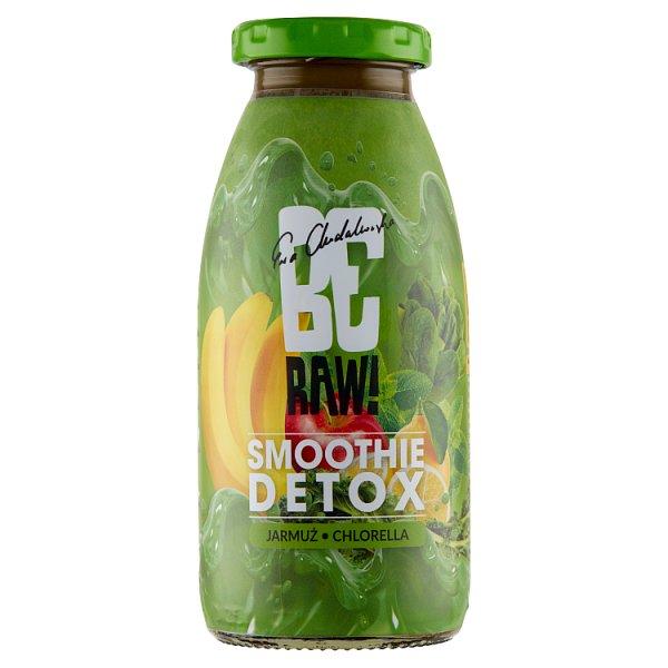 Be Raw! Smoothie Detox jarmuż chlorella 250 ml