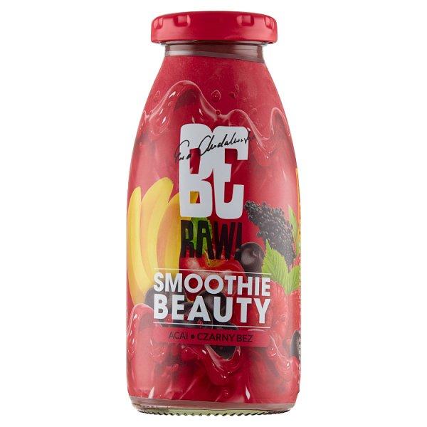 Be Raw! Smoothie Beauty acai czarny bez 250 ml
