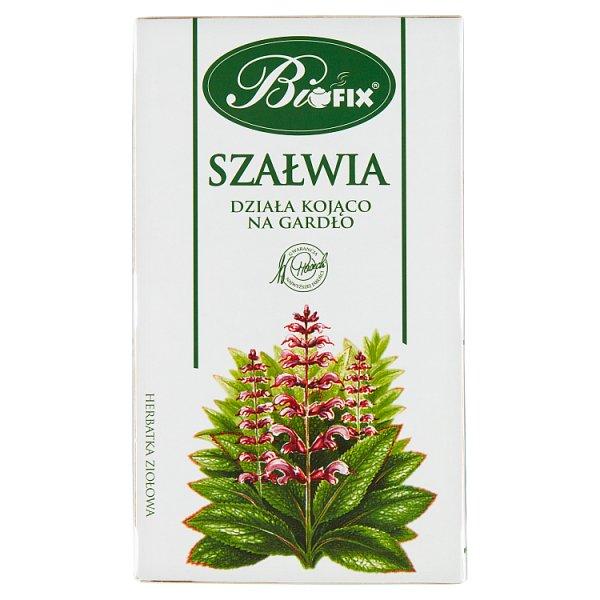 Bifix Herbatka ziołowa szałwia 35 g (20 x 1,75 g)