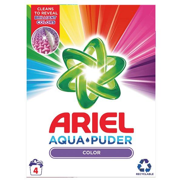 Ariel AquaPuder Color Proszek do prania 4prań