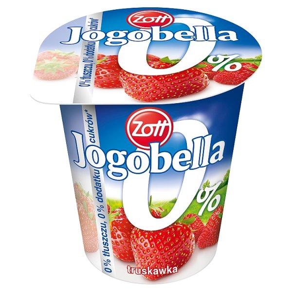 Zott Jogobella Jogurt owocowy 0% 150 g