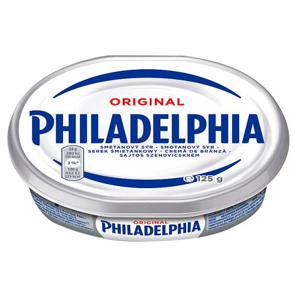 Philadelphia Serek śmietankowy 125 g