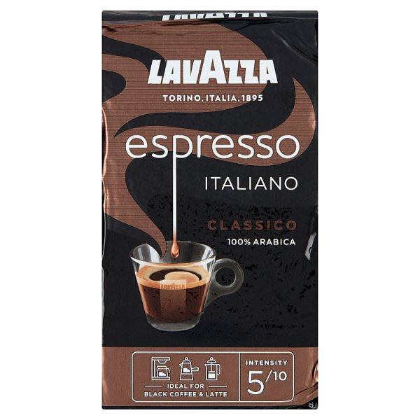 Lavazza Espresso Italiano Classico Mielona kawa palona 250 g