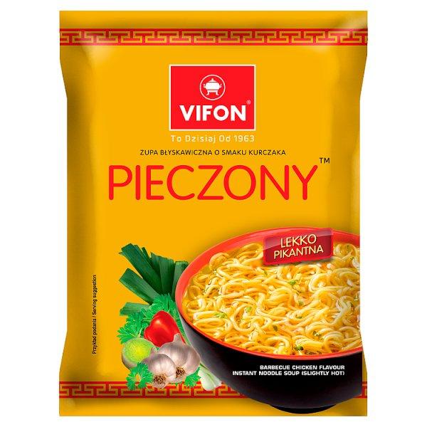 Vifon Zupa błyskawiczna o smaku kurczaka pieczony 70 g