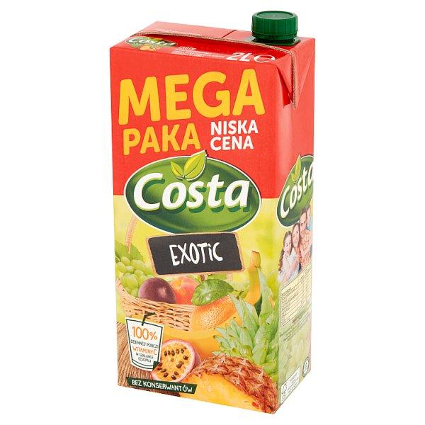 Costa Napój exotic 2 l