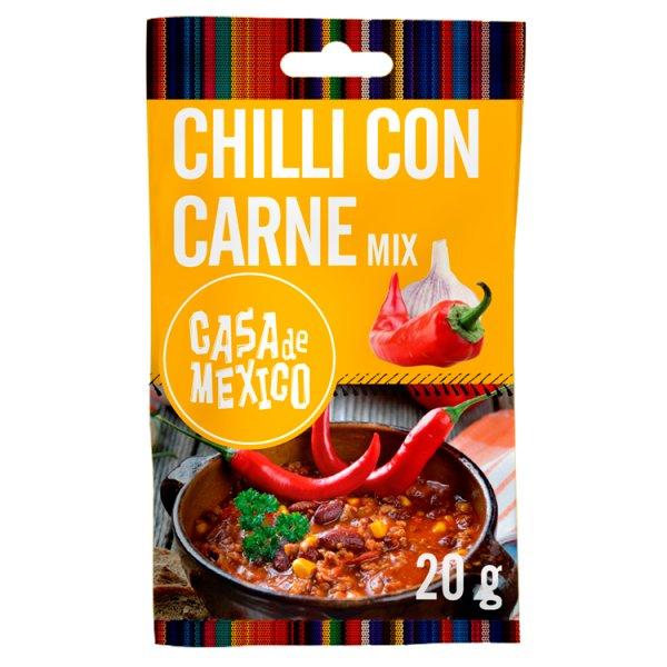 Casa de Mexico Mieszanka przypraw do Chilli con carne 20 g