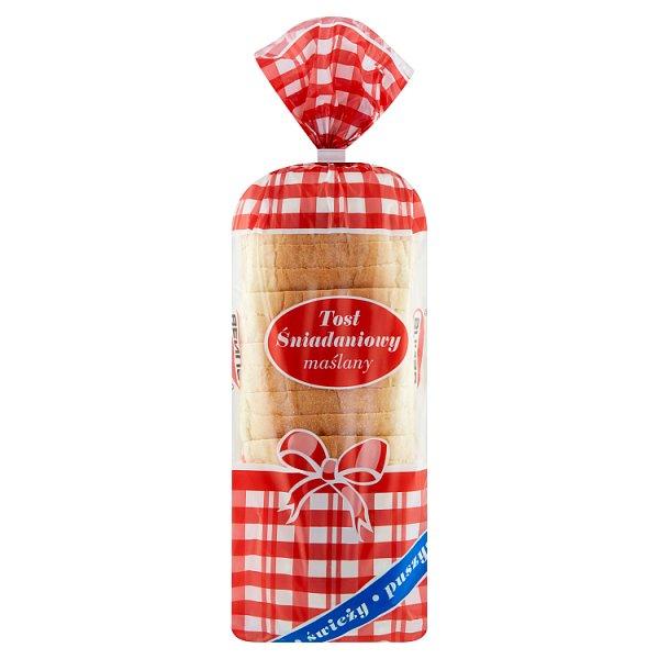 Benus Tost śniadaniowy maślany 500 g