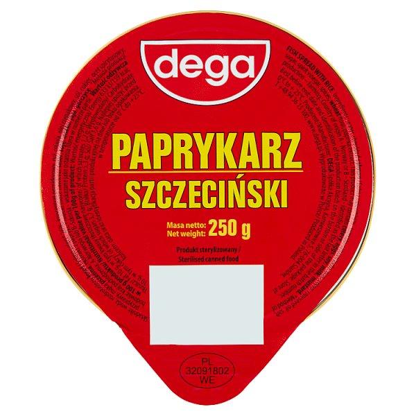 Dega Paprykarz szczeciński 250 g