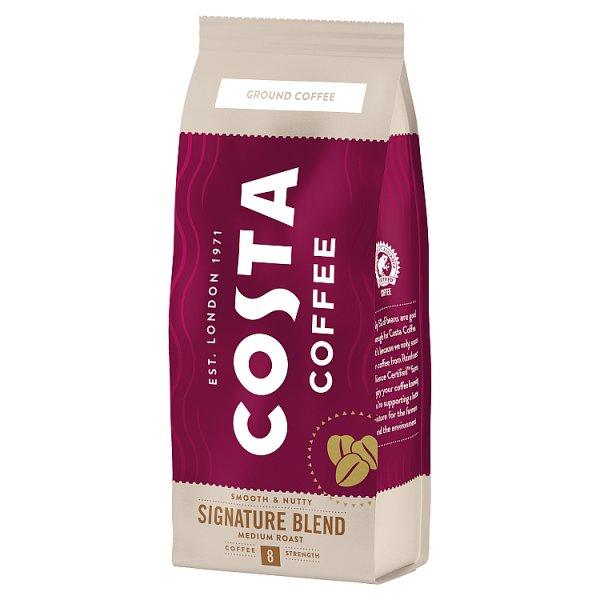 Costa Coffee Signature Blend Medium Roast Kawa palona mielona 200 g