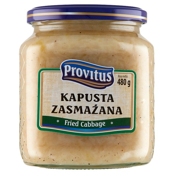 Provitus Kapusta zasmażana 480 g