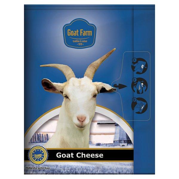 Goat Farm Ser kozi w plastrach 100 g