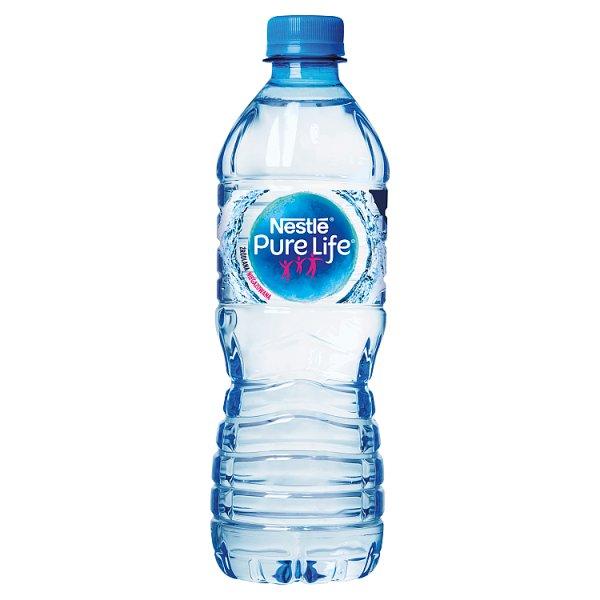 Nestlé Pure Life Woda źródlana niegazowana 0,5 l