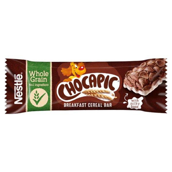 Nestlé Chocapic Śniadaniowy baton zbożowy 25 g