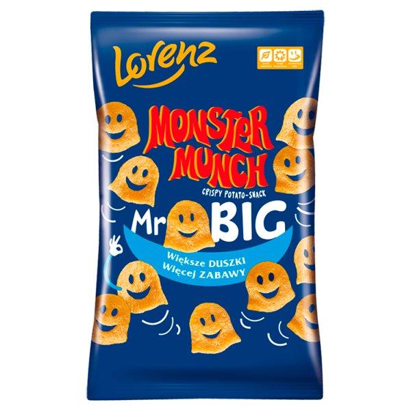 Monster Munch Mr Big Chrupki ziemniaczane solone 90 g