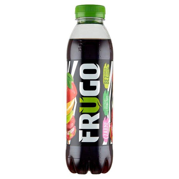 Frugo Napój wieloowocowy niegazowany czarne 500 ml