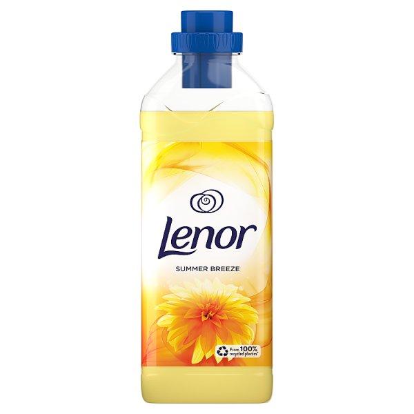 Lenor Summer Breeze Płyn do zmiękczania tkanin 930ML, 31 prań,